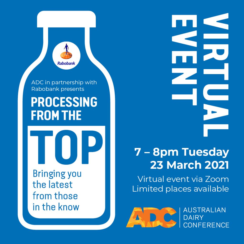 ADC virtual event promo - Processing from the top